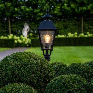 Verlichting tuin klassiek